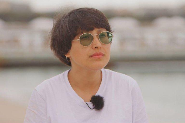 """El crudo relato de la directora afgana Shahrbanoo Sadat mientras intenta  escapar con vida de Kabul: """"Si sobrevivo, haré películas sobre lo que pasó""""  - LA NACION"""