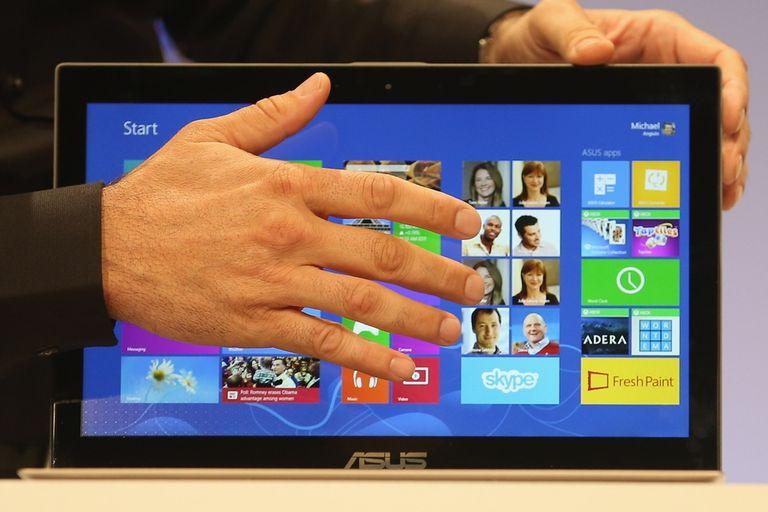 Microsoft publicó la versión final de Windows 8 en octubre de 2012