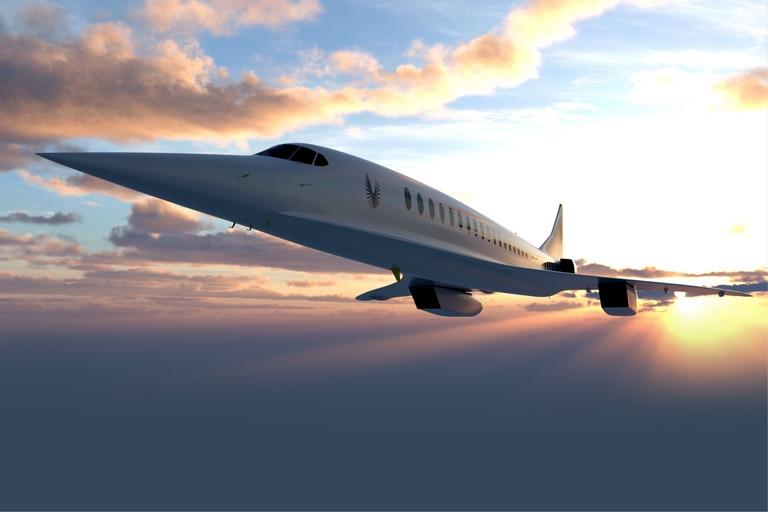 El plan es que el Overture tenga precios similares a las tarifas business de cualquier aerolínea