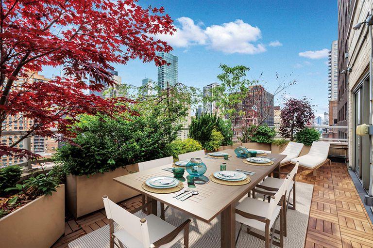 """La estrella de """"Los vengadores"""" puso en venta su penthouse de Nueva York por 2,3 millones de dólares."""