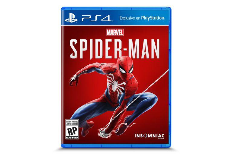 Una del Hombre Araña. PlayStation propone, para estas fiestas navideñas, el juego Marvel's Spiderman. ($5499)