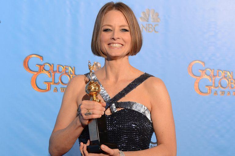 Jodie Foster, galardonada por su trayectoria como actriz