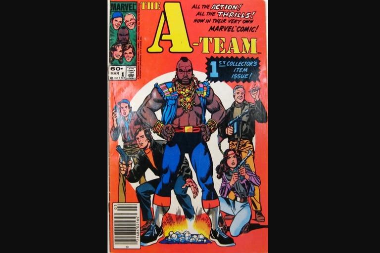 Ante el éxito de la serie, Marvel editó un cómic que contaba nuevas aventuras