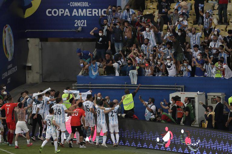 Cómo es la emotiva minipelícula que hizo Conmebol sobre la final de la Copa América