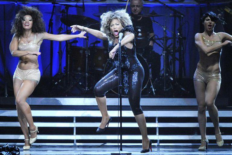 Tina Turner está actualmente retirada del mundo de la música, pero brindó recitales alrededor del mundo durante medio siglo