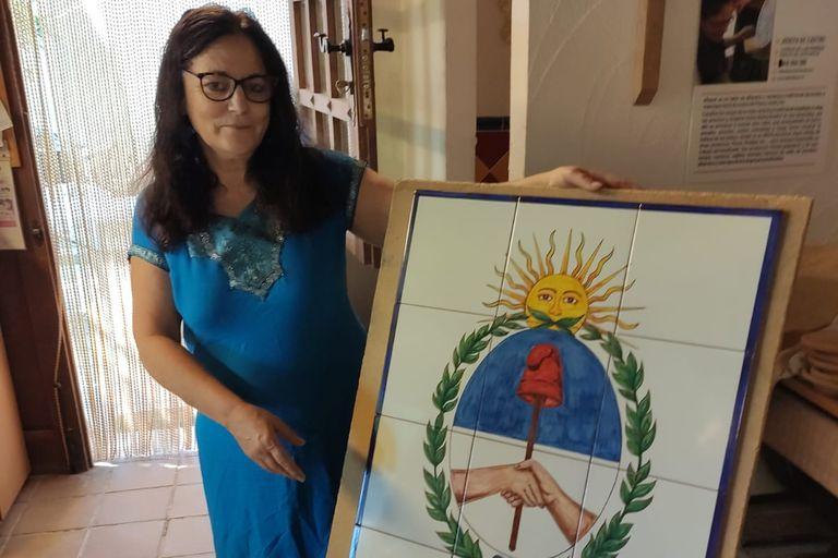 Abre el Patio Federal Argentino en la casa de los padres de San Martín en España
