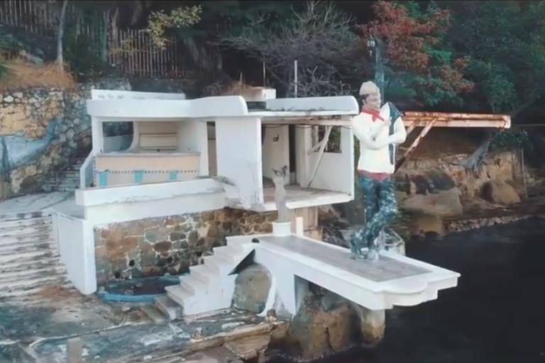 Así luce la casa de verano de Mario Moreno Cantinflas que hoy está deshabitada y abandonada