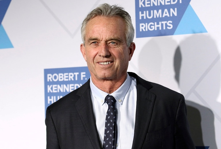 Robert F. Kennedy Jr.  en un evento en 2019