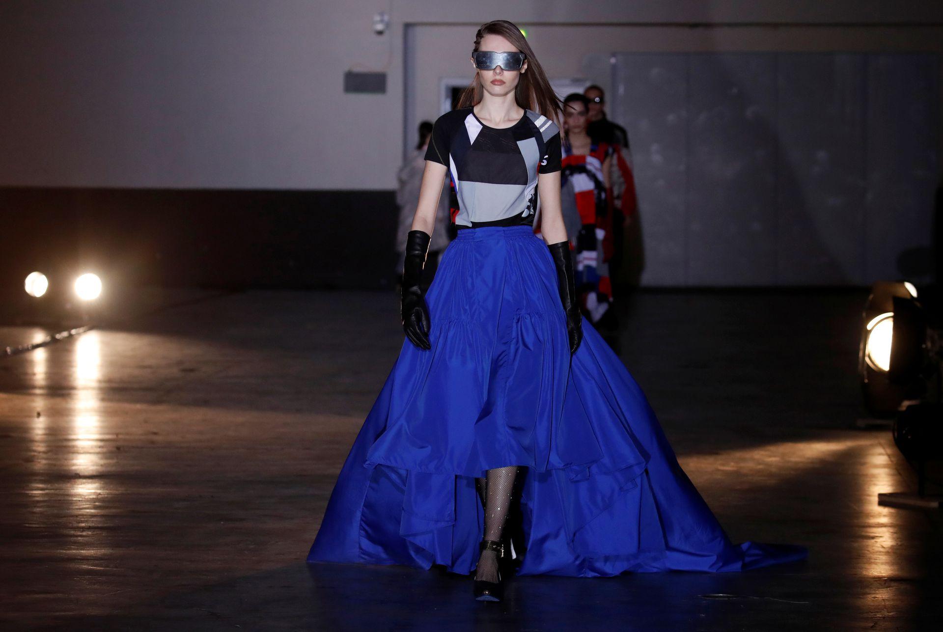 Colección de Christelle Kocher para Koche, en París Fashion Week 2020