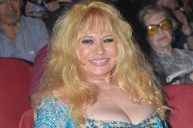 La actriz y exvedette habló de su participación en la obra de Antonio Gasalla