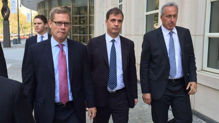 Burzaco reconoció haberse ofrecido de intermediario para gestionar una reunión con Cristina Kirchner