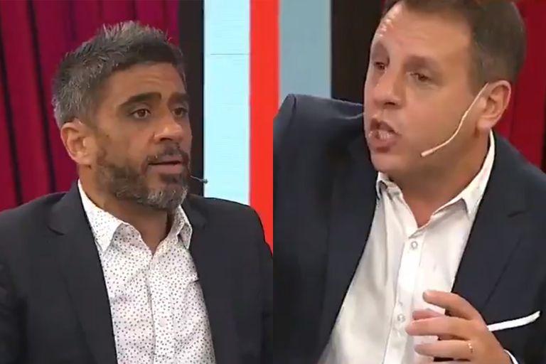 Federico Bulos y Marcelo Sottile
