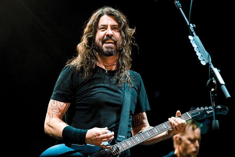"""Además, el líder de Foo Fighters explica por qué considera que el trap es el nuevo punk-rock. """"No voy a salir a hacerme tatuajes en la cara, pero si suena 'D Rose' de Lil Pump me prendo"""", dice"""