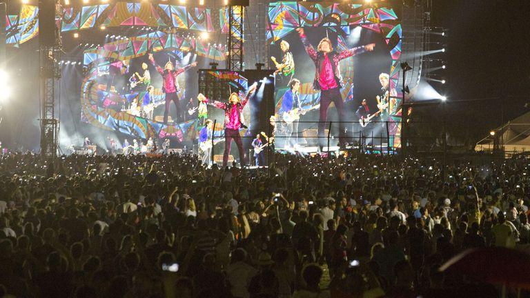 Una cita con la historia: los Rolling Stones cerraron su gira en Cuba
