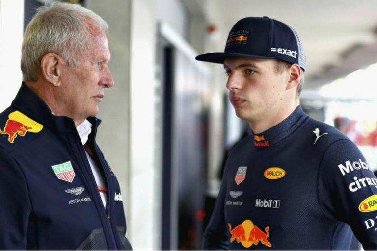 """Helmut Marko, asesor de Red Bull, propuso contagiar a los pilotos como Verstappen para """"hacerlos inmunes"""" al coronavirus"""