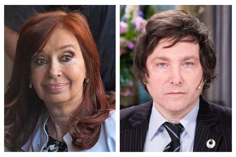 Javier Milei sorprendió con un comentario positivo sobre Cristina Kirchner, de quien se considera acérrimo opositor