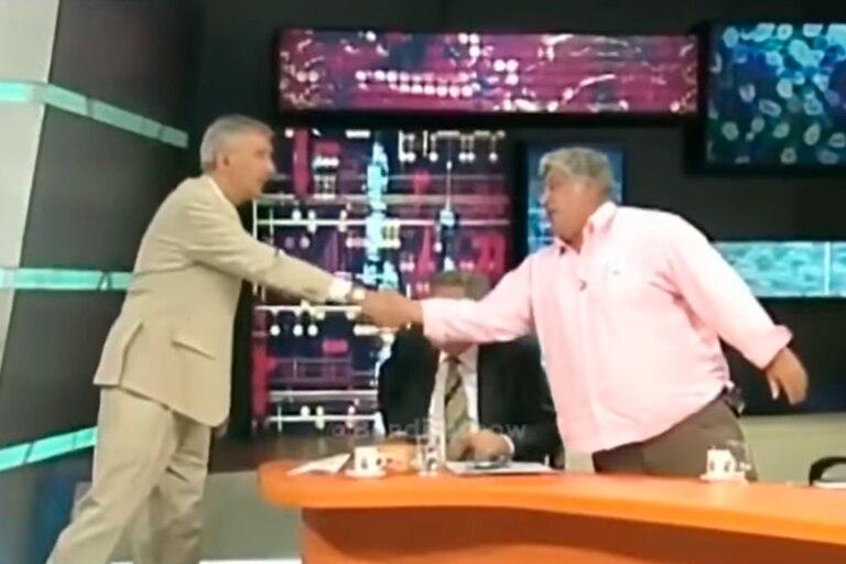 La muerte de Mauro Viale: las palabras de Alberto Samid, con quien protagonizó una pelea histórica en televisión