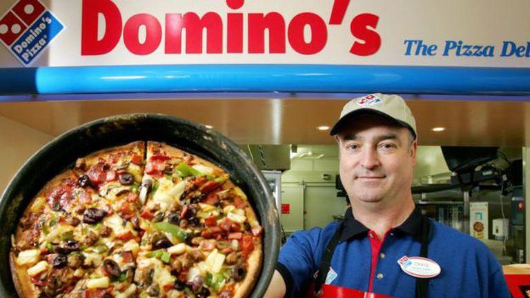Domino''s es una pizzería que emplea alta tecnología.