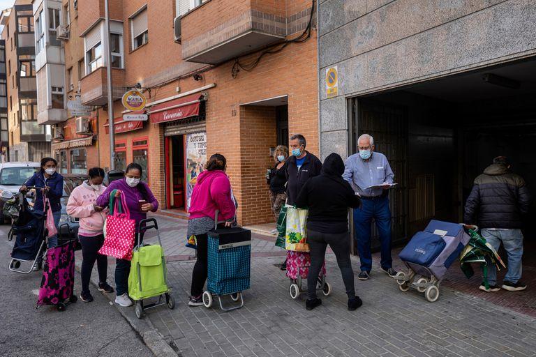 Madrid es una de las ciudades más afectadas por la segunda ola de la pandemia de coronavirus