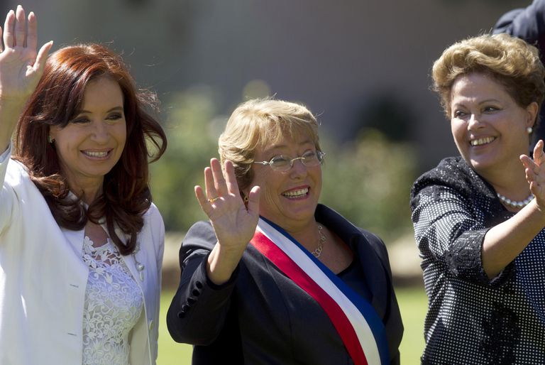 ¿Qué lugar ocupan hoy las mujeres en el poder de América Latina?