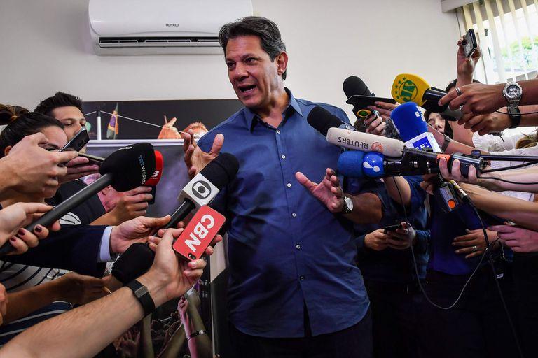 Bolsonaro y Haddad ya adelantan la pelea por el ballottage
