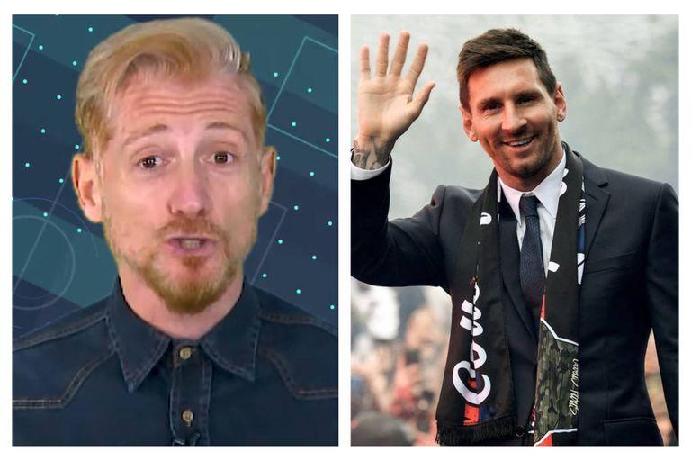 "Liberman, escéptico sobre el caso Messi: ""No se quería quedar en Barcelona"""