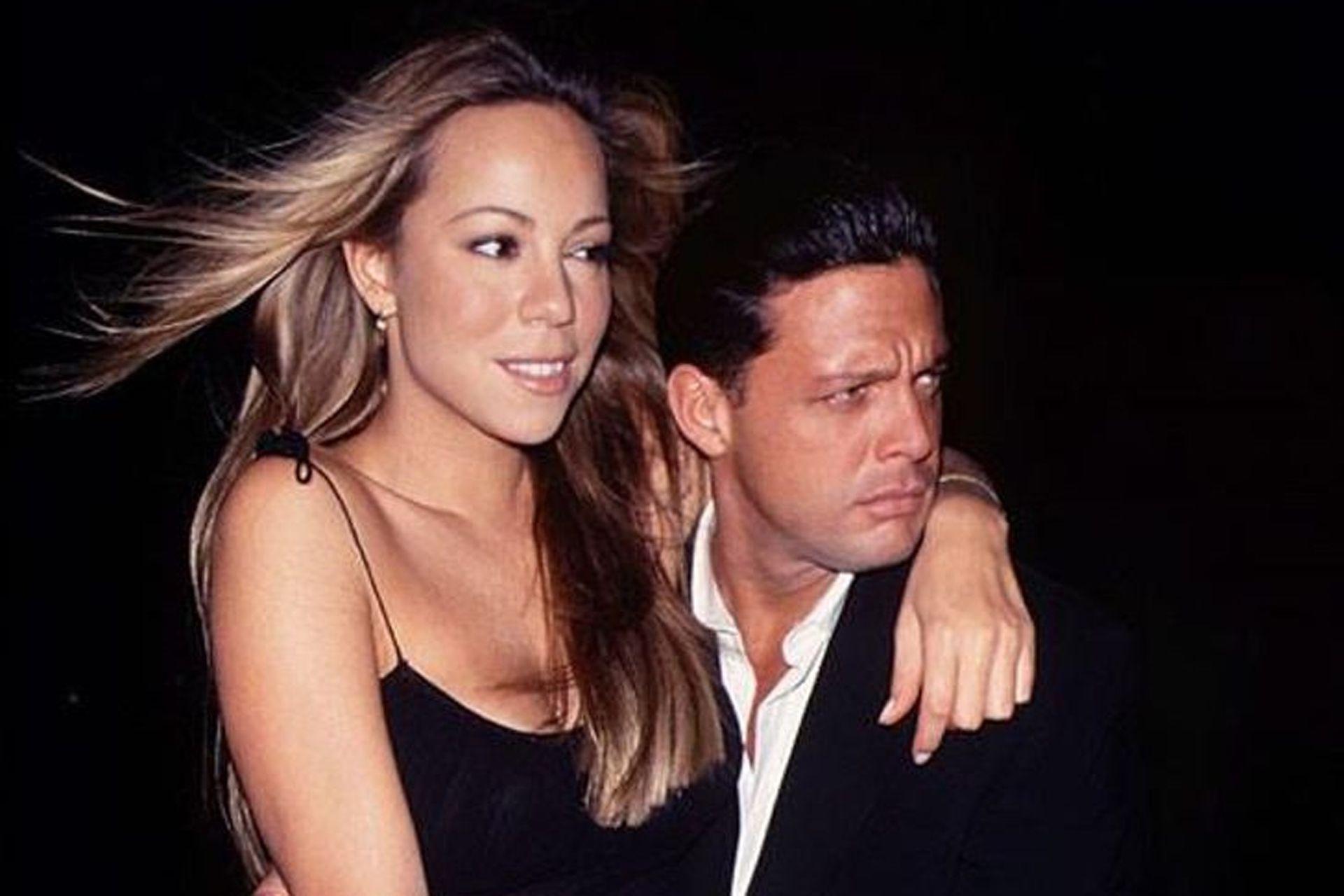 Mariah Carey y Luis Miguel: un romance intenso e inesperado