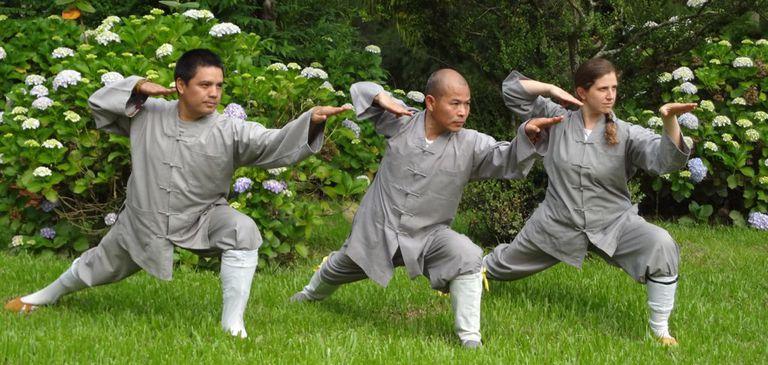 Cómo es la vida de un maestro del legendario Templo Shaolin en la Argentina