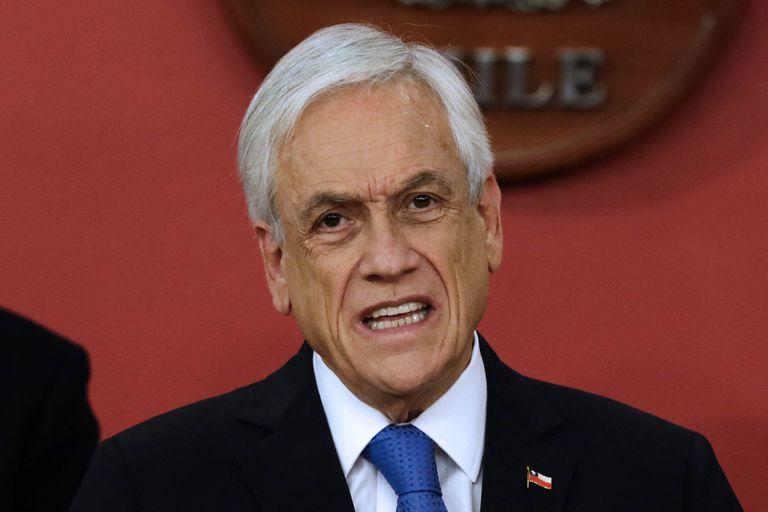 Sebastián Piñera, complicado: presentan en el Congreso una acusación para destituirlo por las revelaciones de los Pandora Papers - LA NACION