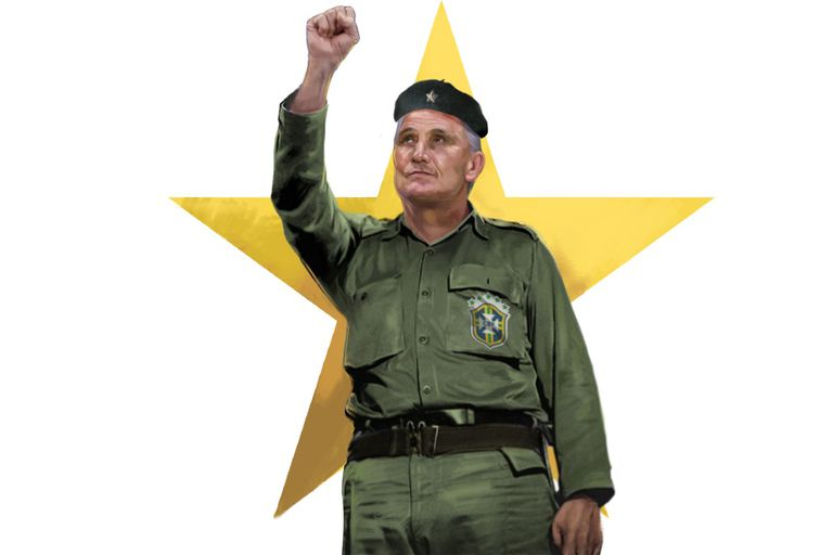 "Tite, el inesperado ""DT comunista"" de Brasil"