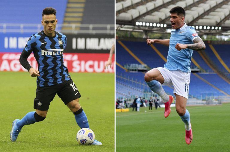 """Lautaro vio goles sentado en la platea,""""Tucu"""" Correa quiere ser su compañero y ¿Dybala capitán?"""