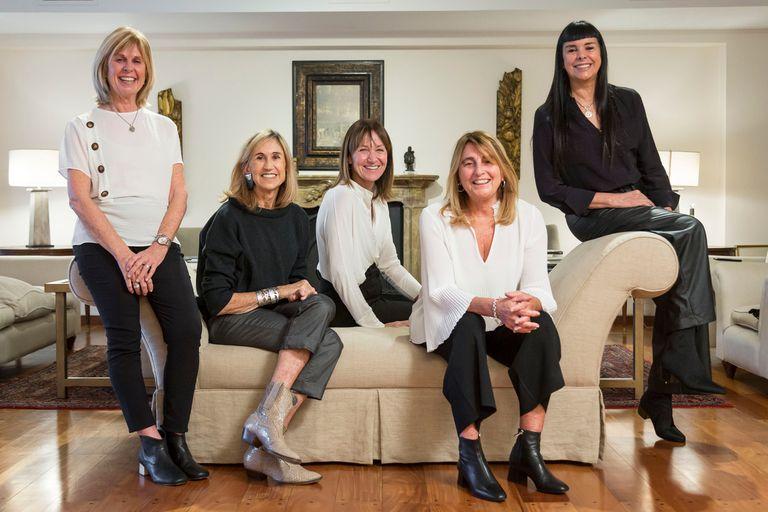 Instagrameras + 60. Cinco grandes amigas que juegan con la moda