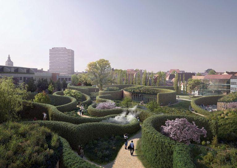 Cómo es la sorprendente casa de Hans Christian Andersen que abrirá en Dinamarca