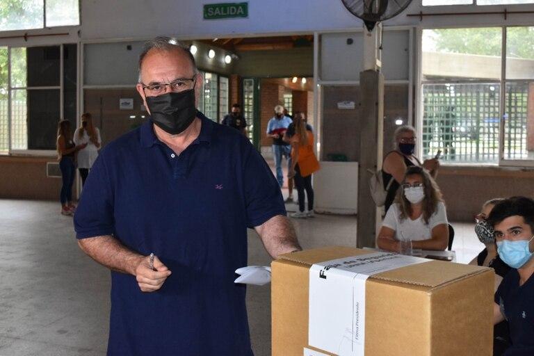 Gabriel Abrile, candidato de Juntos por Río Cuarto, reconoció la derrota