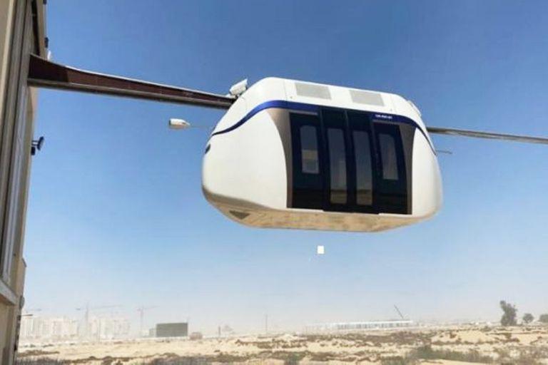 El teleférico del futuro podría aliviar el tráfico , ¿cómo es?