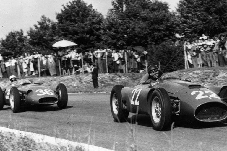 A 62 años: el día en que Fangio se coronó en Monza de la manera más insólita