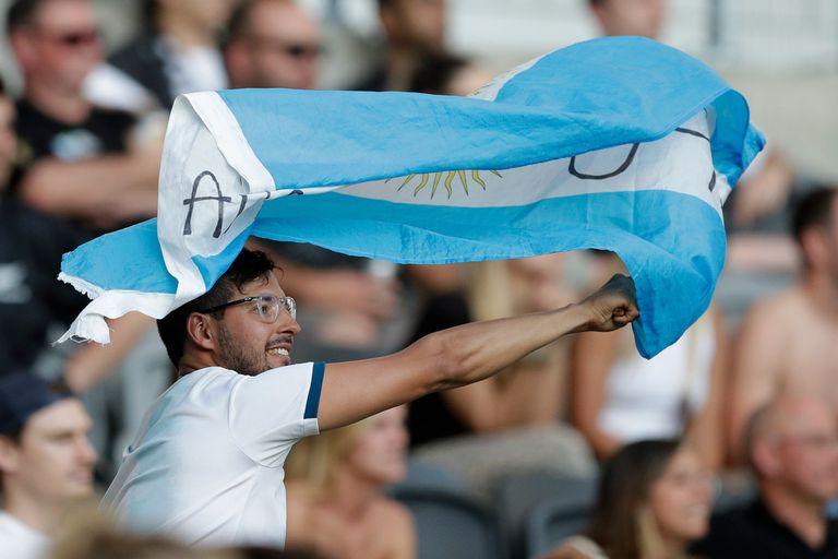 Hinchas argentinos tendrán la chance de ver en vivo a la selección ante Brasil
