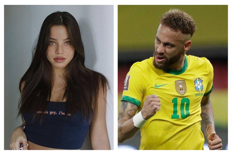 El futbolista volvió a lanzarle públicamente un mensaje a la cantante argentina