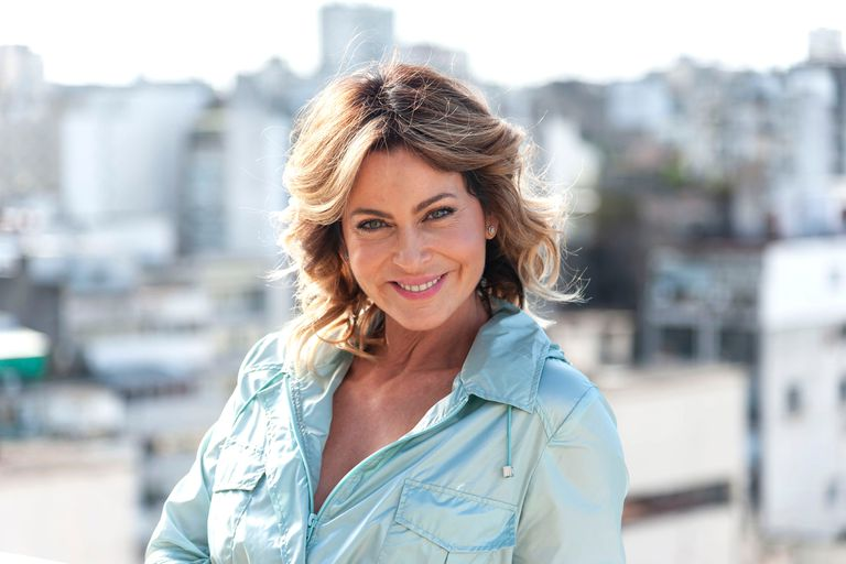 Karina Mazzocco participó del programa Los Mammones y habló sobre los comienzos de su relación