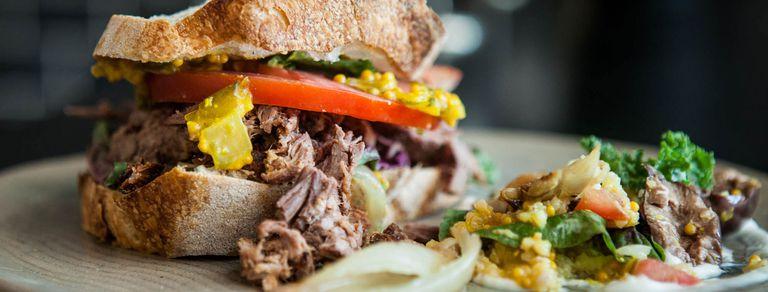 Chori, bondiola, albóndigas: dónde comer los mejores sandwiches gourmet de carne