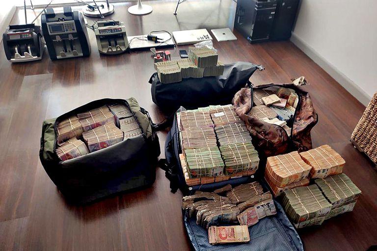 Un conocido financista y $ 34.000.000 en bolsos, los secretos de un escándalo
