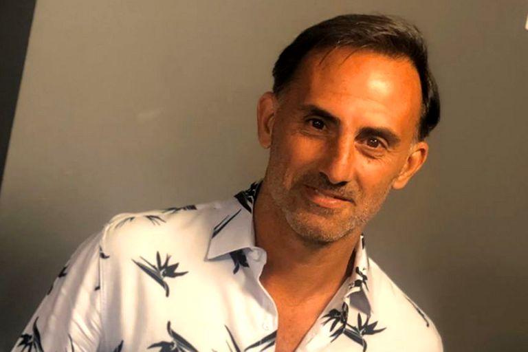 Diego Latorre debutará como actor en una serie que protagoniza Adrián Suar