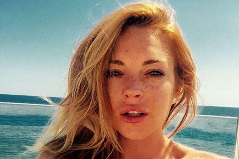 Algunas fuentes vinculan sentimentalmente a Lindsay Lohan con el príncipe heredero de Arabia Saudí
