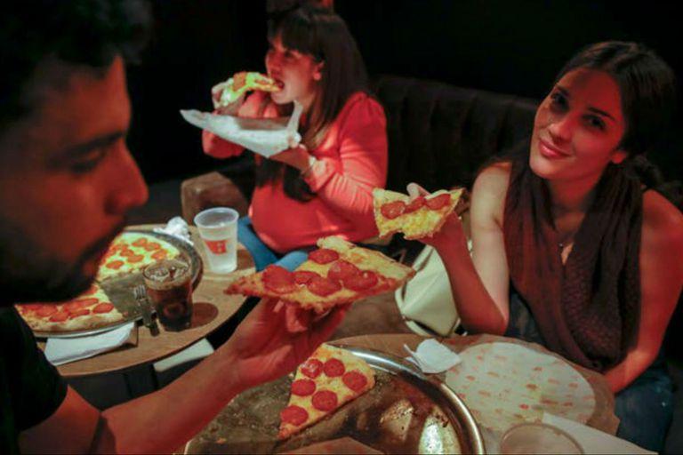 Fue drástica la caída de las ventas de las pymes lácteas a los distintos clientes, como las pizzerías