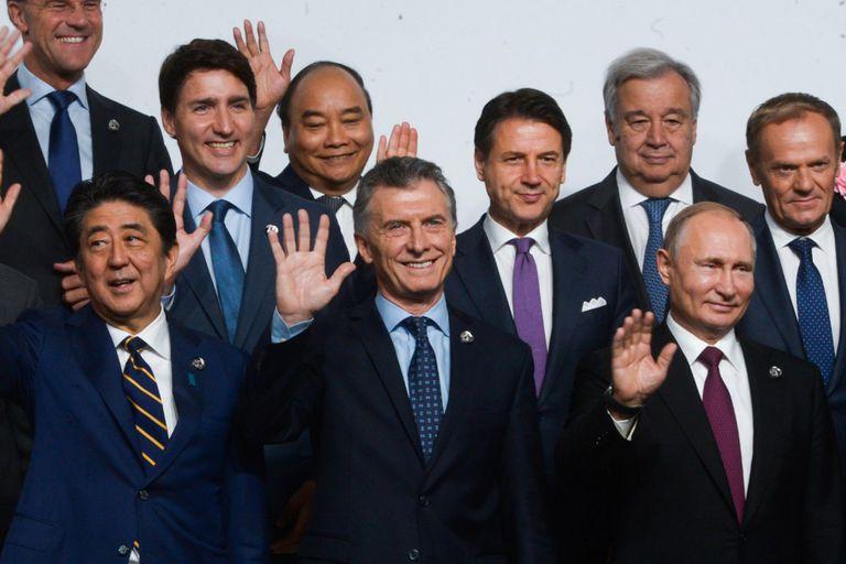 """Macri: """"El rumbo que elegimos los argentinos va a consolidarse cada vez más"""""""