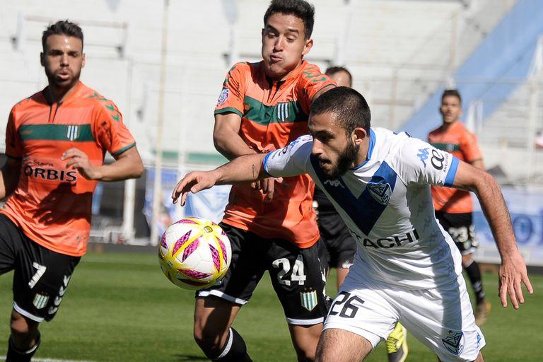 Vélez y Banfield igualaron 1 a 1 en Liniers