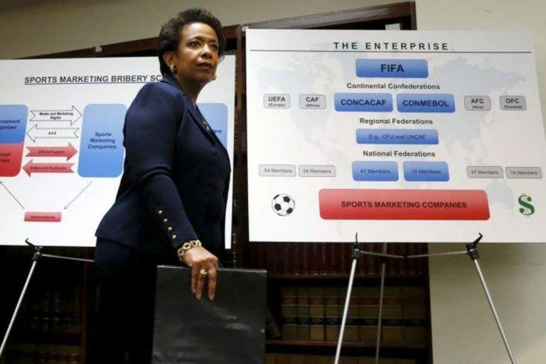 FIFAgate: el FBI acusa a dos exejecutivos de Fox y a la empresa Full Play