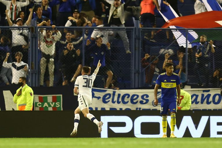 Vélez fue más práctico y le ganó 2 a 0 a un Boca que no pateó al arco en Liniers