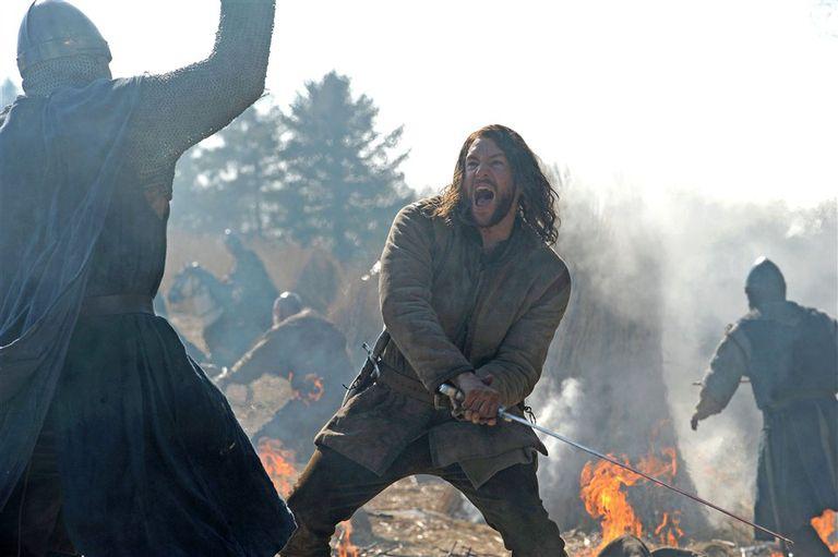 Lee Jones, el actor protagonista de la serie épica