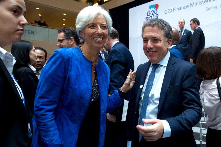 Lagarde. Un nexo clave que guió la negociación entre la Argentina y el FMI